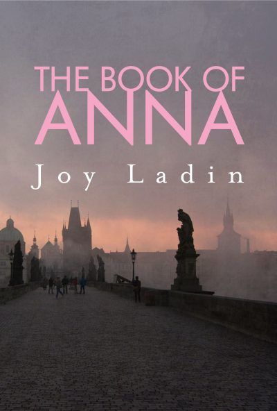 the book of anna book cover, by joy ladin
